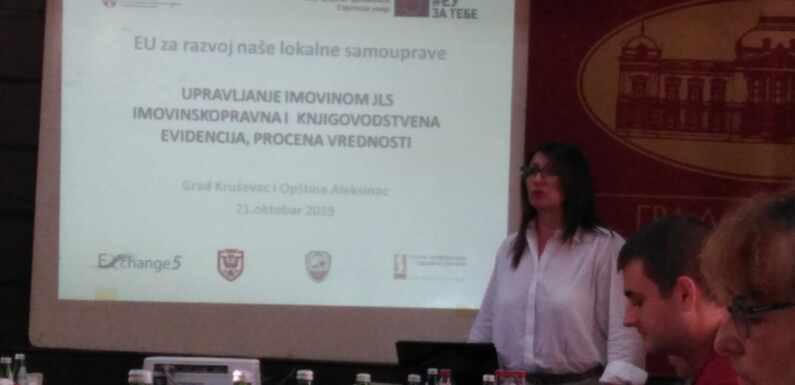 KONTINUIRANA PODRŠKA EU LOKALNIM SAMOUPRAVAMA U SRBIJI