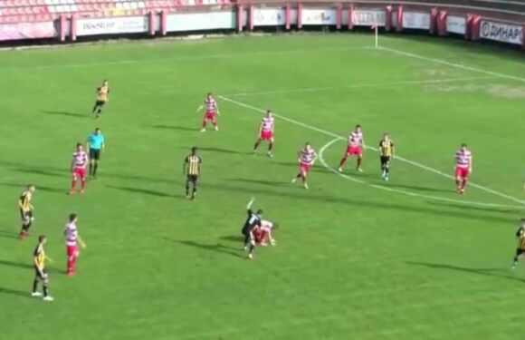 FK IMT – FK TRAYAL, U PONEDELJAK