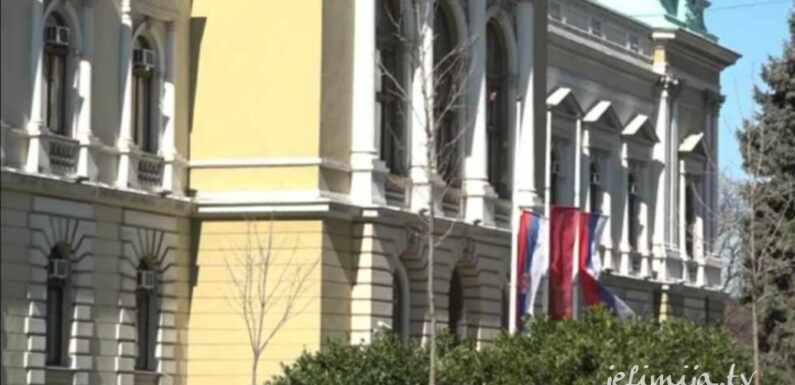 PROGLAŠENA TRODNEVNA ŽALOST U SRBIJI